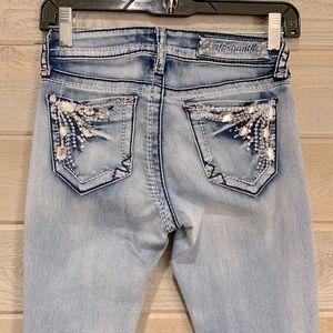 Hydraulic Lola Super Skinny Jeans